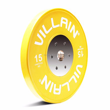 High Quality Barbell Plates Weight lifting Plates with logo print