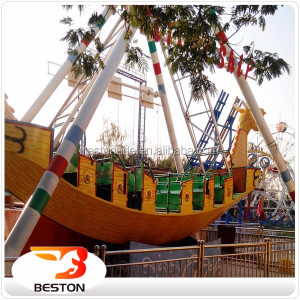 Best price theme park popular ride thrills entertaining pirate ship for sale