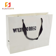 Handmade Apparel Clothing Decoration Packaging Low Cost Paper Bag