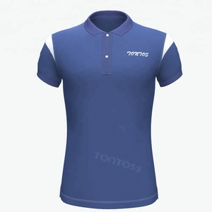 OEM Service Short Sleeve high quality polo T Shirt