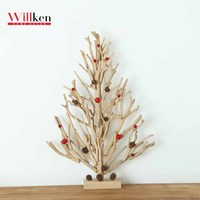 Table decoration wooden christmas tree for sale