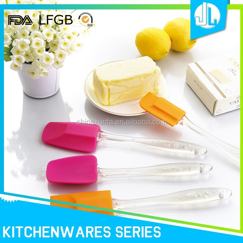 China made kitchen useful food grade silicone cooking utensil