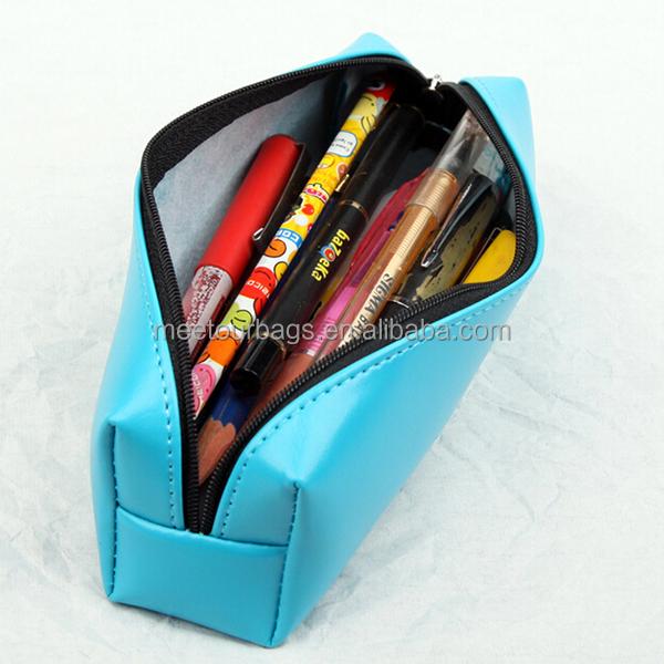 2015 Hot Sell Pvc Pencil Case Preppy Style Pencil Case Pvc Leather ...