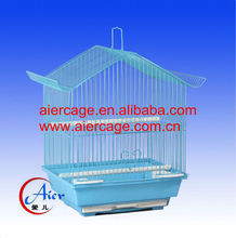 iron cages pvc bird breeding cages metal chrome bird cage