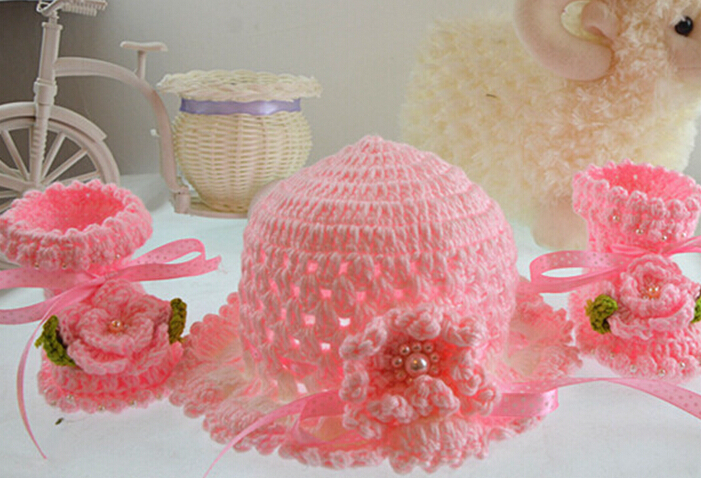 Recién Nacido patrón del sombrero del ganchillo sombreros para bebé ...