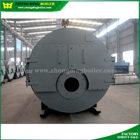7 tonnes per hour capacity energy saving heavy oil or gas fired steam boiler price