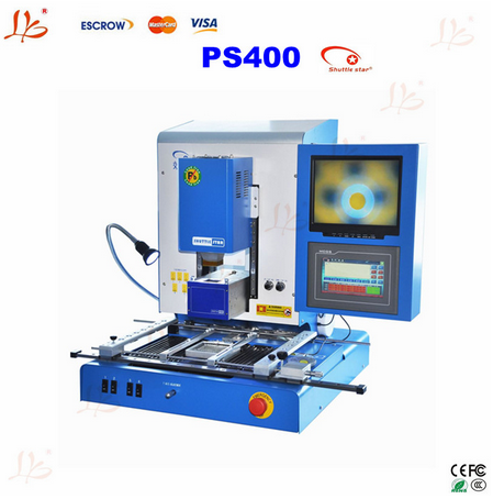PS400 Full automatic BGA rework station, bga repair system,for mobile phone repair