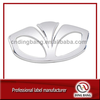 Hot Selling Auto Namen En Logos Reclame Badge Auto Plastic Emblemen