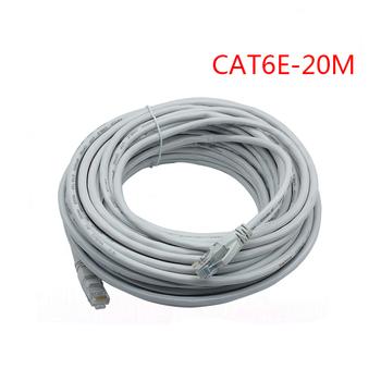 20m cat6 ethernet cable flat utp cat6 network cable gigabit ethernet patch cord rj45 network - Cable ethernet 20m ...
