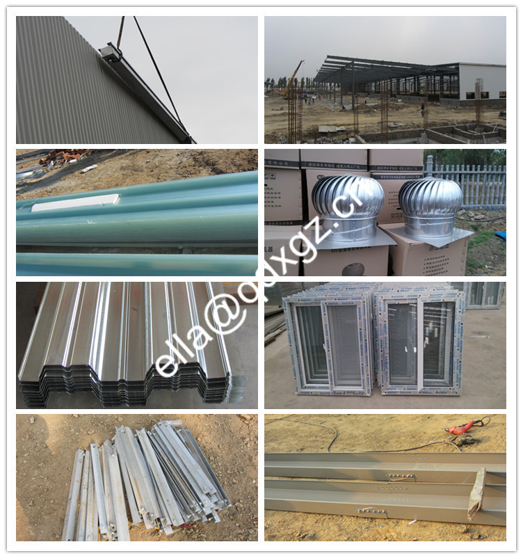 2014 steel fabrication industral sheds
