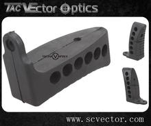 Vector Optics Durable Non-slip Recoil Rubber Butt Pad for Mosin-Nagant St ock Hunting