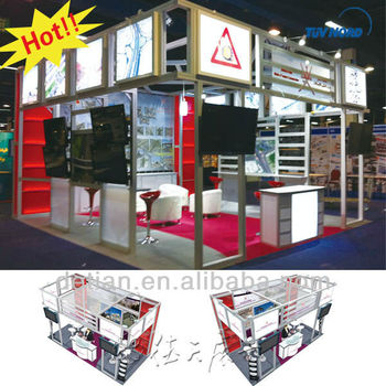 Exhibition Stand Equipment Hire : Hire exhibition equipment display for trade show from china