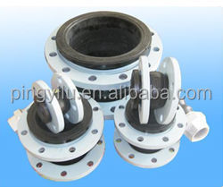 China rubber expansion joint price list manufacturer