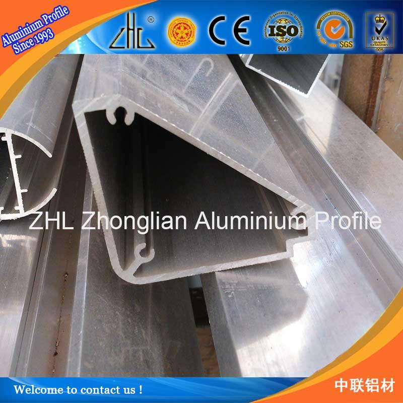 Hot Triangle Aluminum Extrusion Profile Supplier Oem 6063