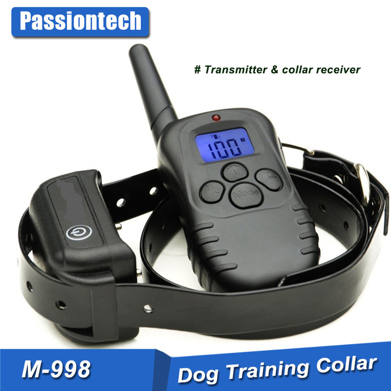 2017 newest M998 dog shock collar for human with 5 kinds of Power Plugs