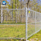 China Manufacture cast iron chain link fence