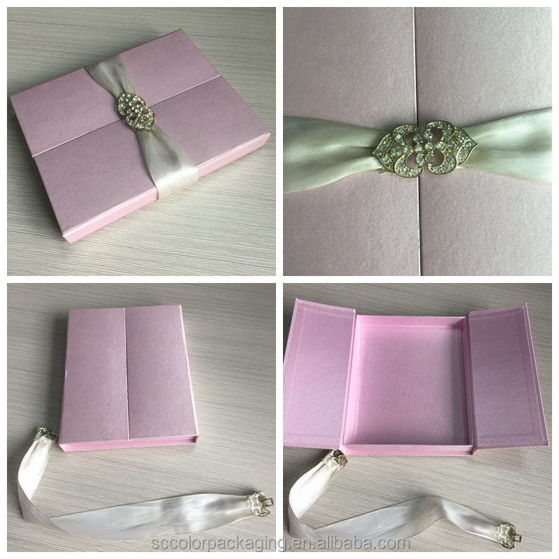 Boxed Wedding Invitations Wholesale Suppliers And Manufacturers At Alibaba