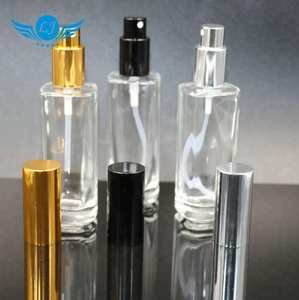 20ml 30ml 50ml Pocket Perfume Bottle small glass perfume bottles Empty Clear Spray Glass Bottle