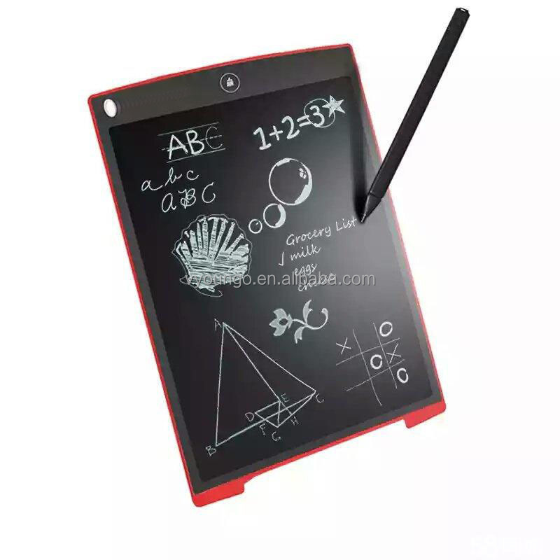 8.5'' digital drawing notepad paperless Lcd Writing Tablet Eye-Protecting board for deaf people