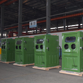 wet blasting with Glass fiber reinforced plastic cabin material/wet abrasive blasting equipment/Wet sandblasting machine