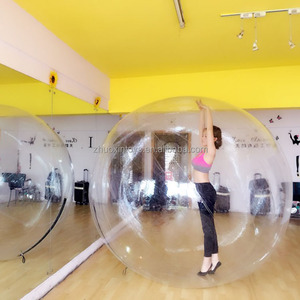 Great Fun Inflatable Water Bubble for sale Giant Human Sphere