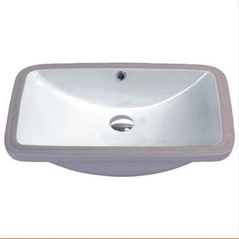 17 X 14 Undermount Ceramic Bathroom Sink
