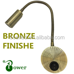 12V 24V BRONZE 2W LED MARINE BOAT YACHT LIGHT