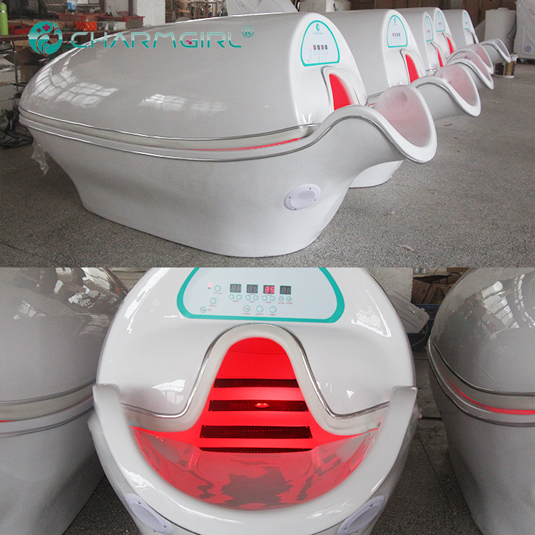 Hotttt Spa Capsule Hydro Massage /Machine body with LED light/360degree omni-directional treatment
