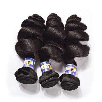 Unprocessed virgin brazilian hair accept paypal,no track hair extensions,remy 6a virgin hair 34 inch
