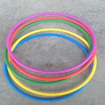 High Quality Colored Hard Plastic Ring,Game Prop Plastic O Ring ...