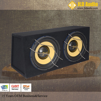 High Performance Wooden Cabinet Sealed Dual 12inch Passive Subwoofer Box  Car Enclosure - Buy 12inch Subwoofer Box Product on Alibaba com