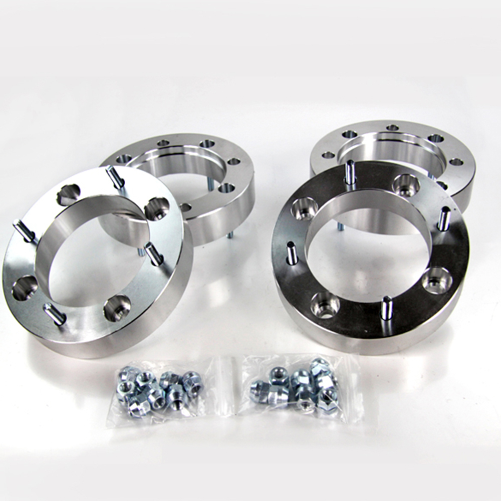 Aluminum hub centric wheel spacers 4x156 CB 127 for atv car