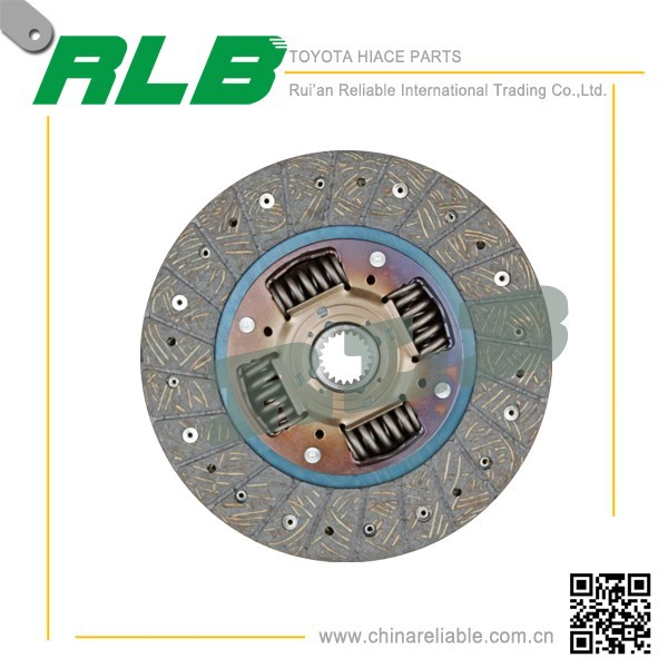 High quality toyota hiace clutch disc for 5L engine 31250-26220