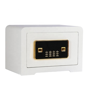 Hotel Wall Digital Money Safe Box with LED Display Screen