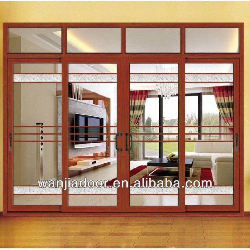 Design sliding door home design for Bedroom wardrobe designs with sliding doors