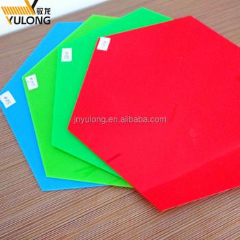 2mm 3mm 5mm Transparent Color Acrylic Plastic Sheet - Buy ...