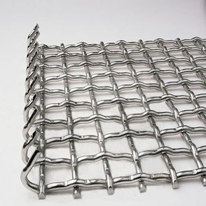 Stainless Steel Crimped Wire Mesh/cloth/net