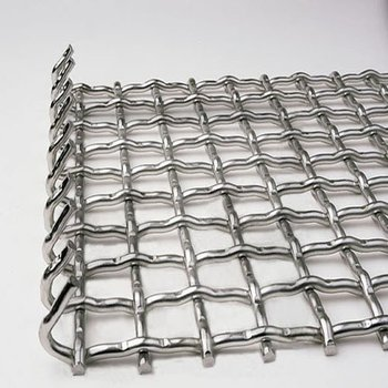 Stainless Steel Crimped Wire Mesh/cloth/net - Buy Crimped Wire Mesh ...