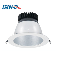 high quality 17W dimmable downlight 4 inch COB ip44 led downlight for Hotel project