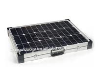 folding Solar panel BATTERY CHARGER 12V CAR TRUCK BOAT CARAVAN HUNTING