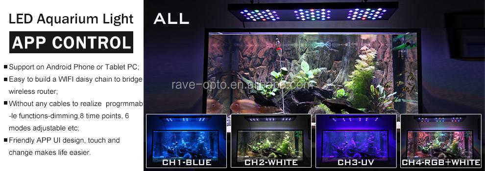 Factory 36in Marine Lamp Saltwater Aquarium Led Lighting Ip55 ...