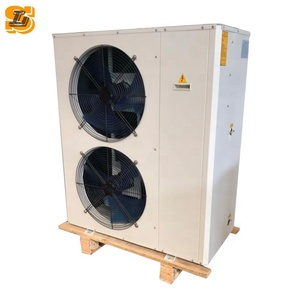 Lathe Machine Cooling 1HP small water chiller unit