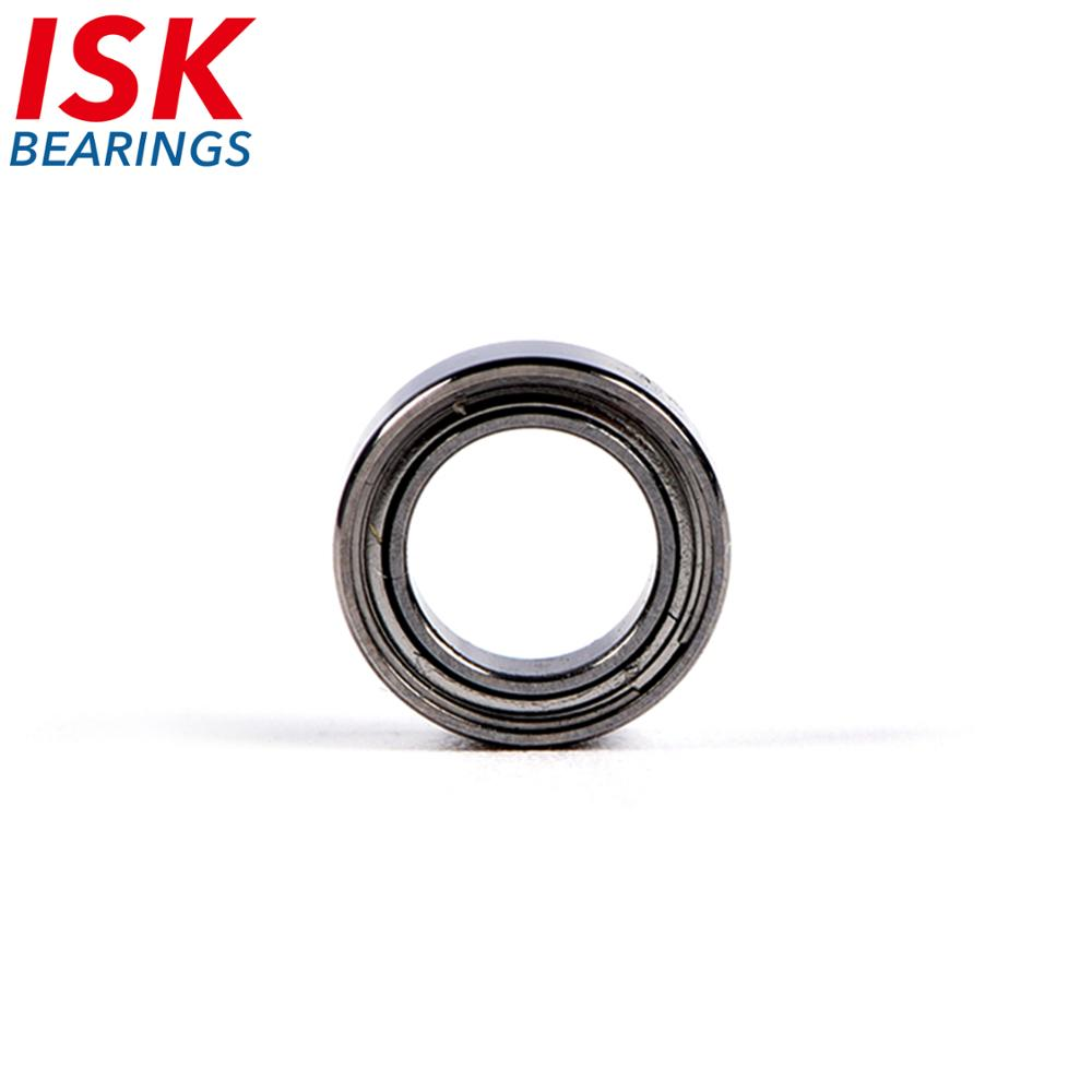 Metal Rubber Sealed Ball Bearings MR83RS 3*8*3 10 PCS MR83-2RS 3x8x3 mm