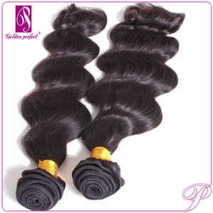 5A Cheap Unprocessed Body Wave 100% virgin human hair different types of hair curlers