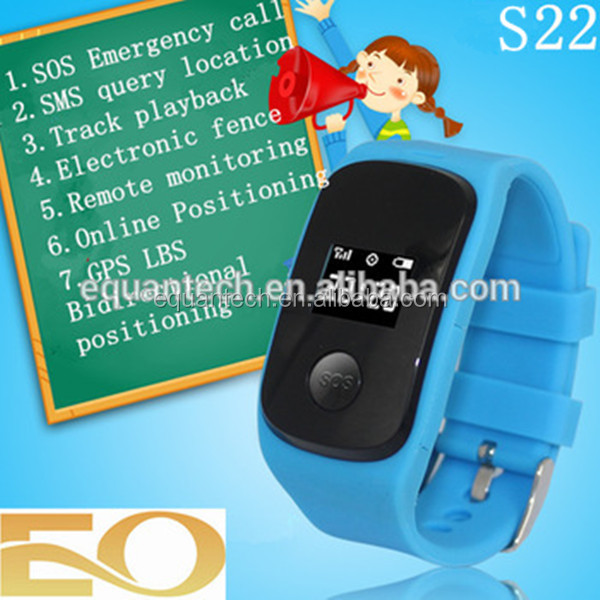 cheap gps watch kids digital wrist watch with sos emergency call