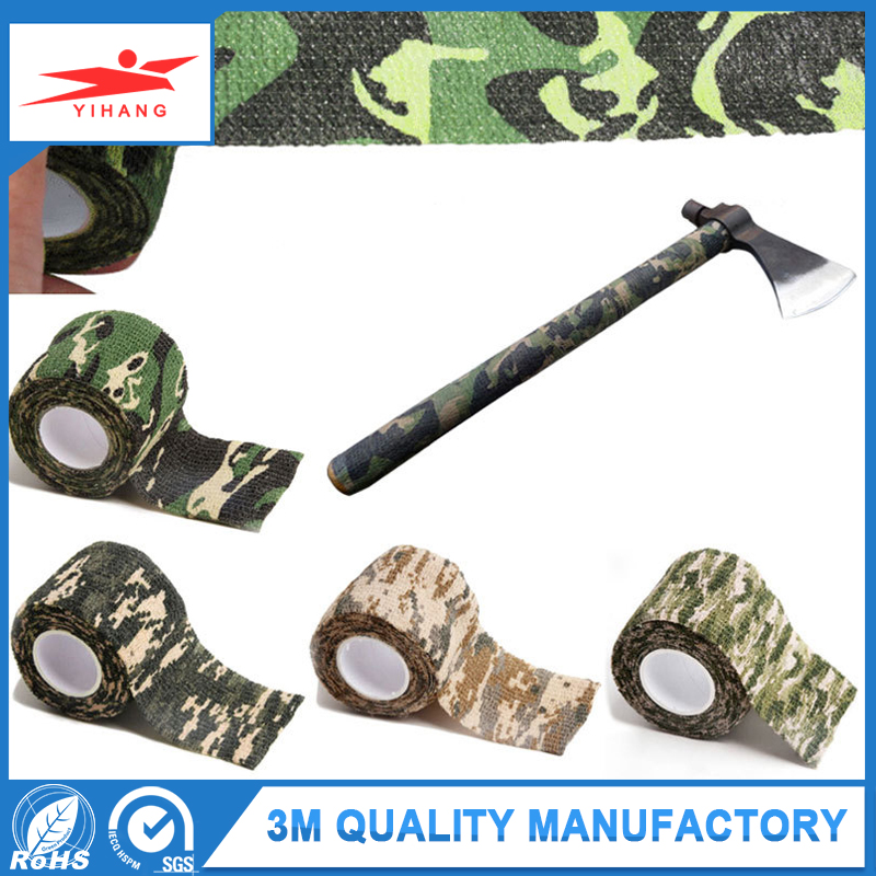 Printing Labels Camouflage Duct Adhesive Vinyl Rolls Wholesale