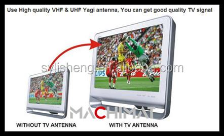 High Gain Car Radio Am Fm Antenna Tv Yagi Antenna For Sale
