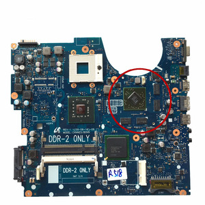 For Samsung R518 R522 Laptop Motherboard PM45 DDR2 BA41-01060A HD5000  Series 1GB 100% Tested Fast Ship