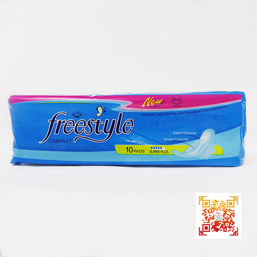 Super Absorbent Cotton Sanitary Napkin,Freestyle Sanitary Pad,Disposal Tampon for women