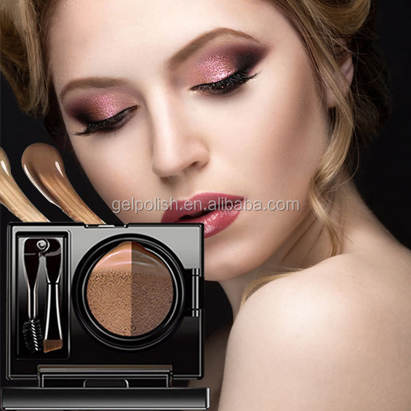 waterproof eyebrow cream long last eye brow colored for eyes makeup OEM
